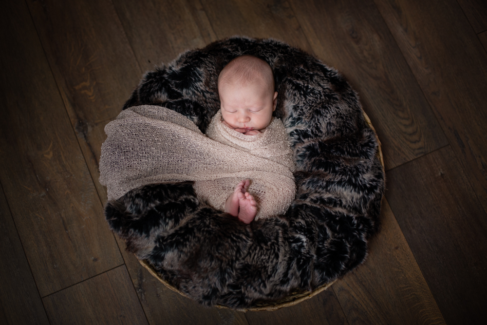 photographe naissance bébé Nantes