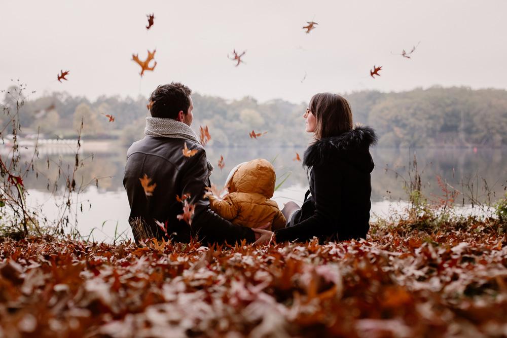 séance photo famille automne Nantes