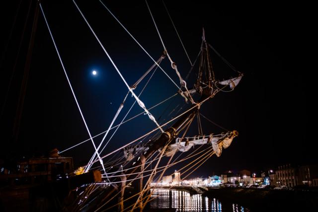 el galeon andalucia pirate bateau