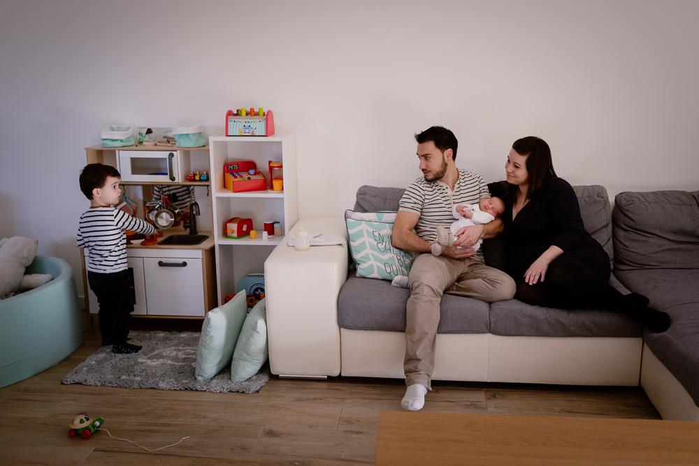 photographe famille Nantes domicile