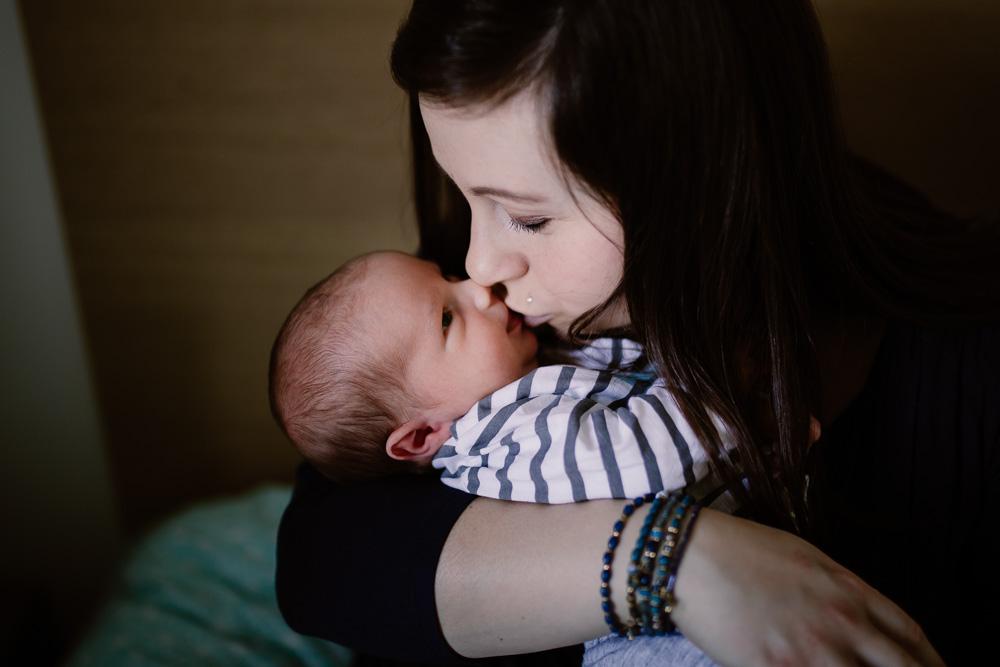 photographe naissance Nantes domicile