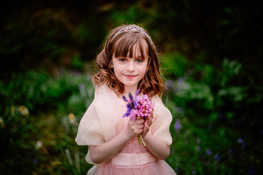 photographe portrait enfant Nantes