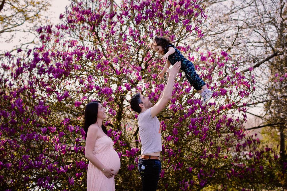 photographe grossesse Nantes famille
