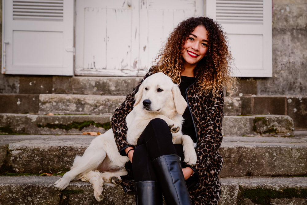 photographe animalier chien nantes