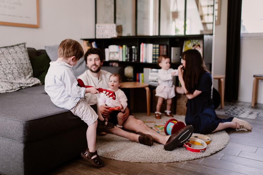 photographe famille lifestyle Nantes