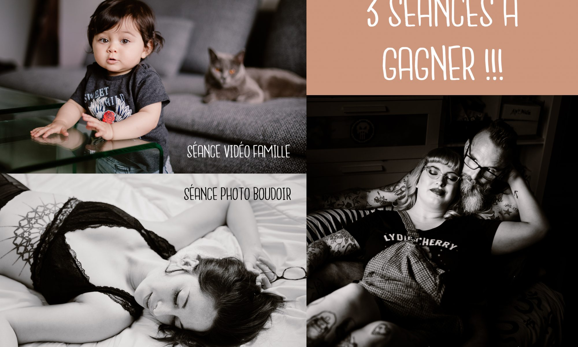 photographe Nantes famille séance photo