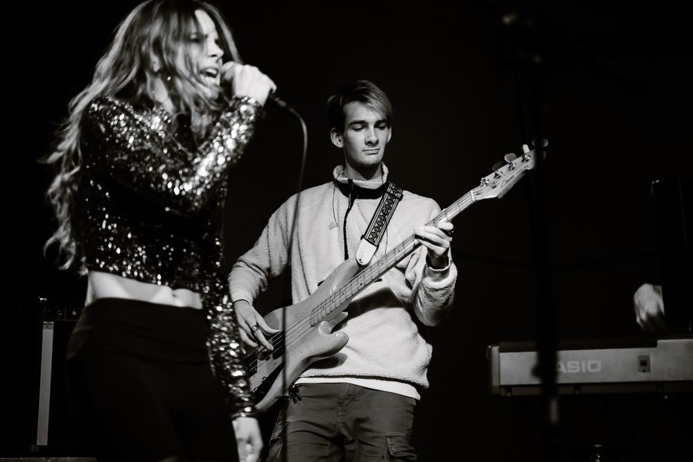 photographe concert Nantes musique groupe