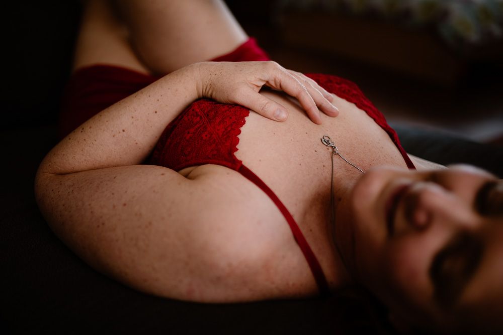 séance photo boudoir Nantes