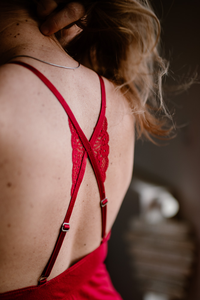 shooting photo boudoir Nantes