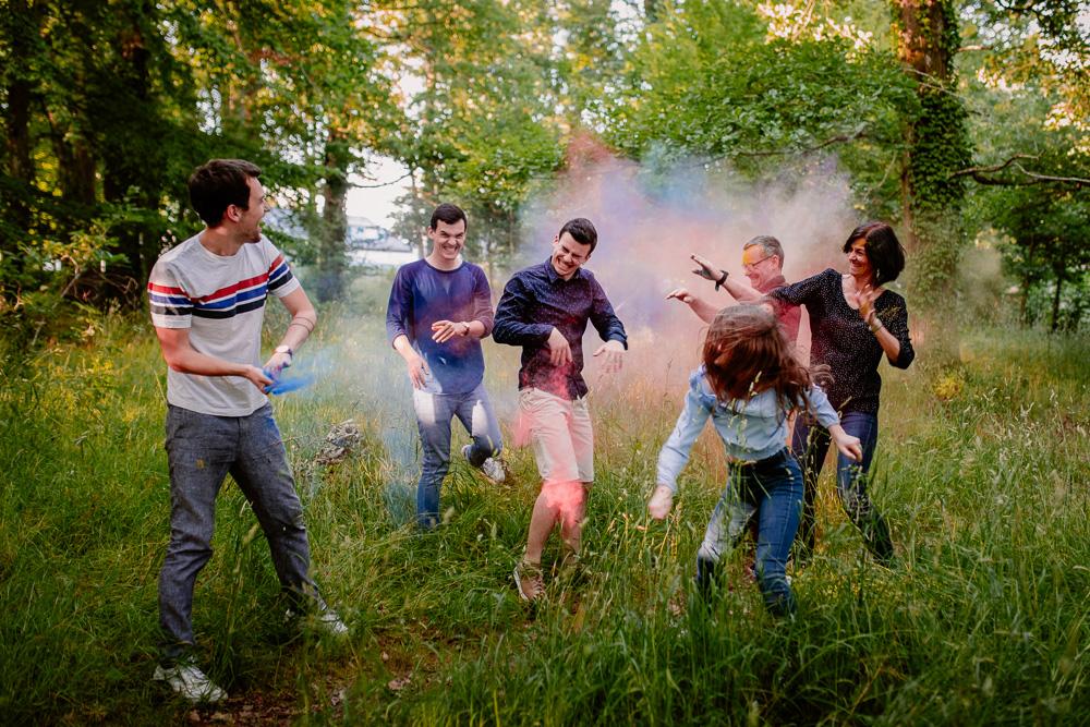 séance photo famille Nantes extérieur