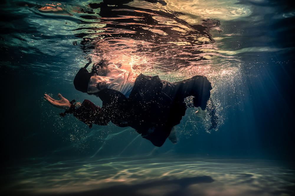 aquatique photo portrait fantasy