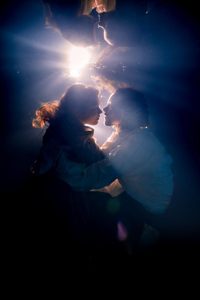 photographe couple nantes aquatique underwater