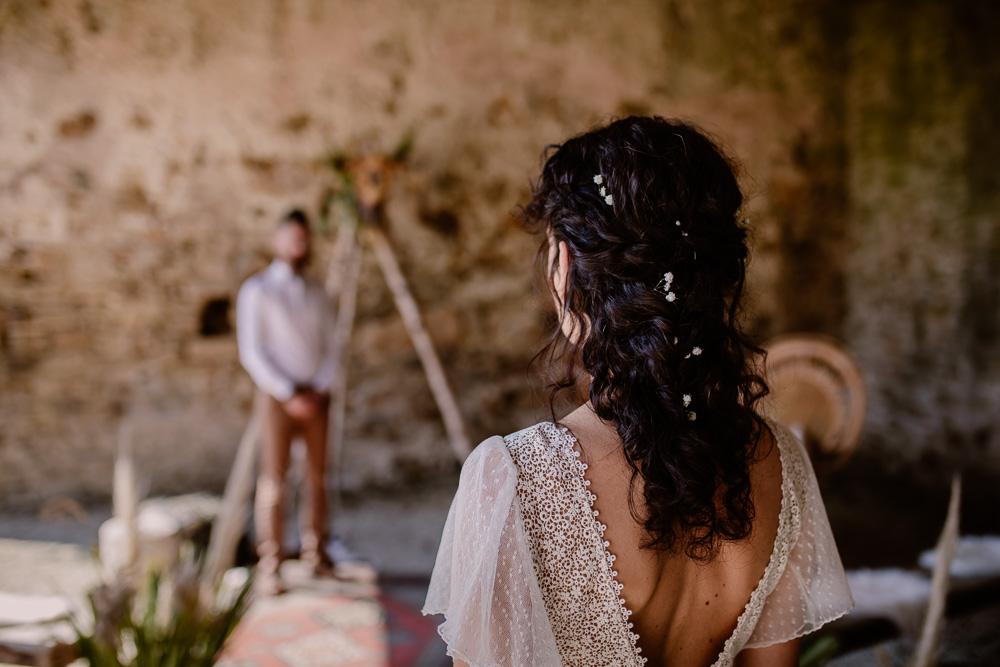 mariage folk bohème Nantes