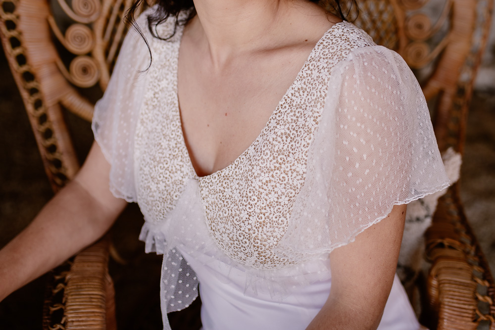 robe mariage créatrice sur-mesure Nantes