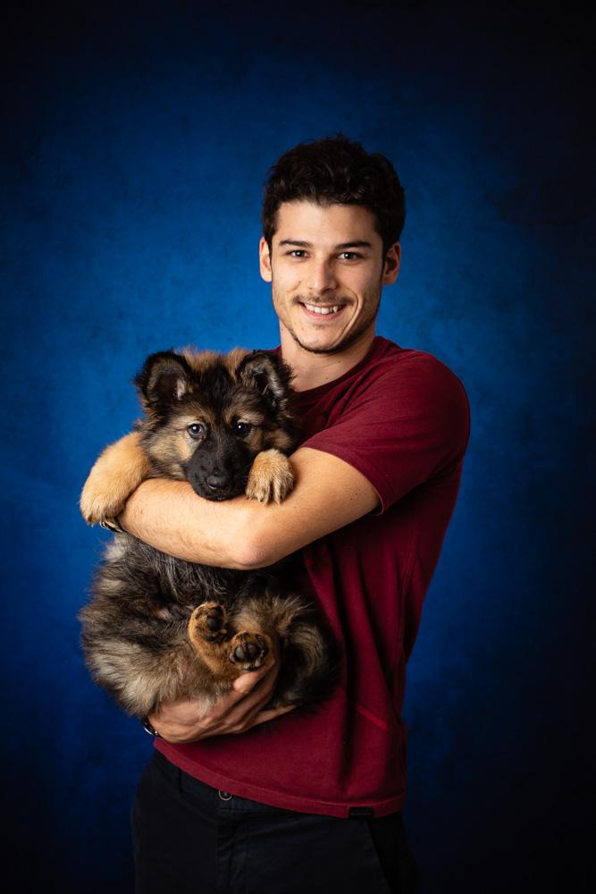 photographe canin Nantes studio
